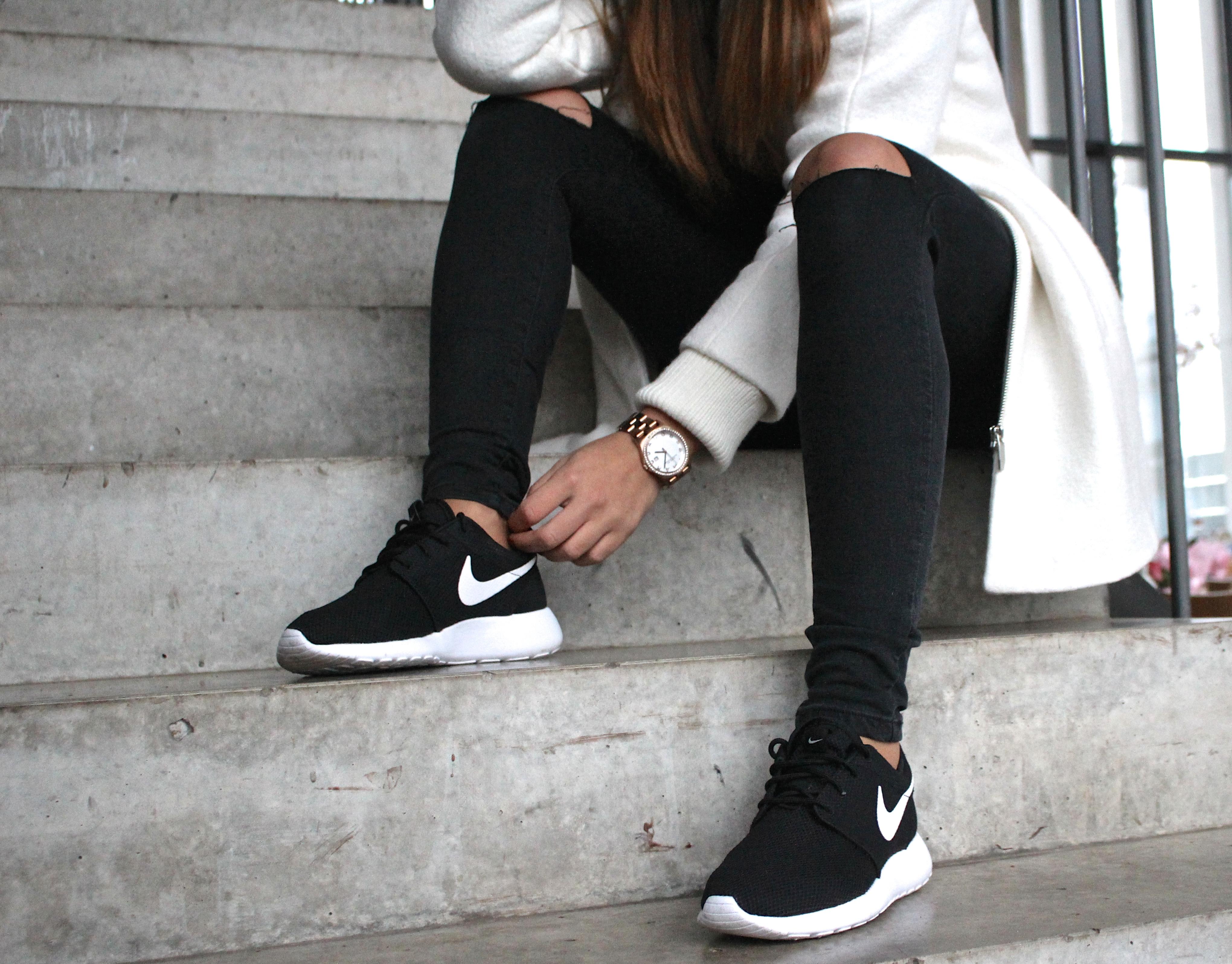 Nike Roshe run kombinieren (Schuhe)